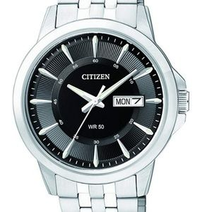 Citizen Men's BF2011-51E Silver Stainless-Steel